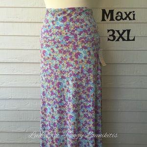NWT LuLaRoe Maxi 3x